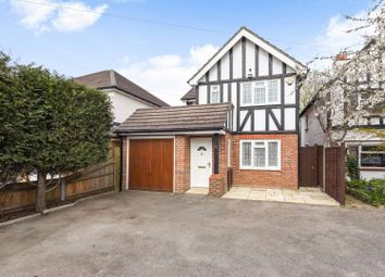 Thumbnail 4 bed detached house for sale in Woodham Lane, New Haw, Addlestone