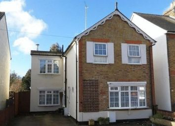 Thumbnail 5 bed detached house to rent in Denham Road, Egham