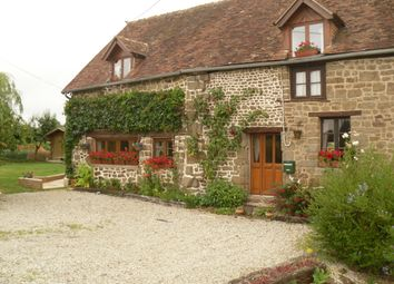 Thumbnail 3 bed country house for sale in St Fraimbault, Orne, Lower Normandy, France