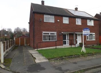 Thumbnail 3 bedroom semi-detached house for sale in Sussex Road, Cadishead, Manchester, Greater Manchester