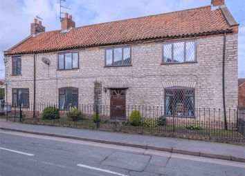 Thumbnail 5 bedroom detached house for sale in High Street, Metheringham, Lincoln