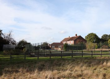 Thumbnail 5 bed detached house for sale in North Walsham Road, Skeyton, Norwich