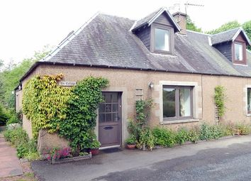 Thumbnail 2 bed cottage for sale in Burnfoot Cottages, Ashkirk