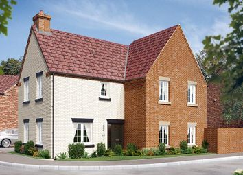 "Thumbnail 4 bed detached house for sale in ""The Hartlebury"" at Malt Mill Close, Kilsby, Rugby"