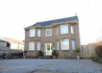 Thumbnail 5 bedroom detached house for sale in Ynysmeudwy Road, Pontardawe, Swansea