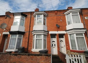 Thumbnail 3 bed terraced house to rent in Danvers Road, West End, Leicester