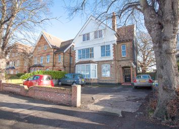 Thumbnail 1 bed flat for sale in Grove Park Road, Mottingham, London