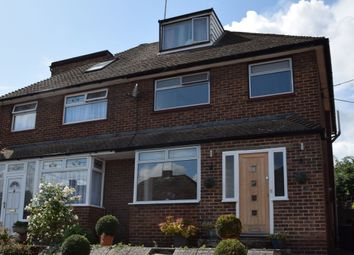 5 bed semi-detached house for sale in Longmarsh View, Sutton At Hone, Dartford DA4
