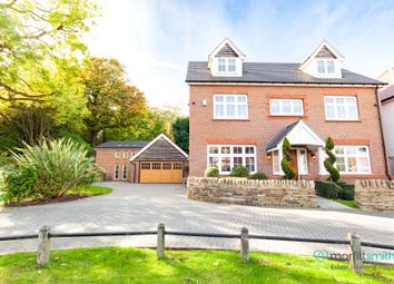 Thumbnail 6 bed detached house for sale in 10 Ringinglow Gardens, Ringinglow