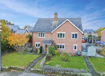 Thumbnail 3 bed semi-detached house for sale in Norton-In-Hales, Market Drayton