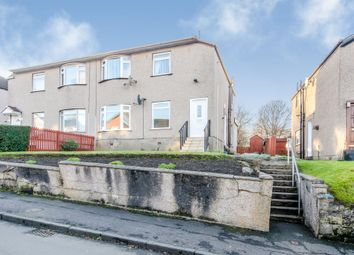 Thumbnail 3 bedroom flat for sale in Croftburn Drive, Croftfoot, Glasgow