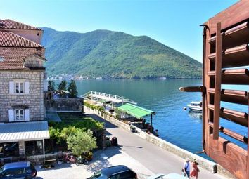 Thumbnail 2 bed apartment for sale in First Line To The Sea Apartment, Perast, Kotor, Montenegro