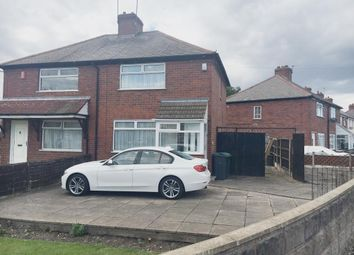 Thumbnail 2 bed semi-detached house for sale in Jowetts Lane, West Bromwich, West Midlands