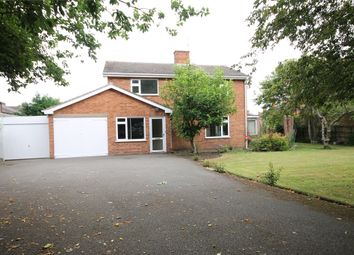 Thumbnail 4 bedroom detached house to rent in Beacon Hill Rd, Newark, Notts.