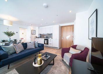 Thumbnail 1 bedroom flat to rent in Queen Street, Maidenhead