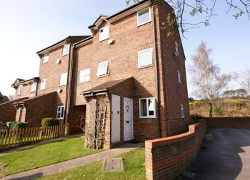Thumbnail 1 bed flat to rent in Sydling Close, Canford Heath, Poole