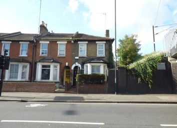 Thumbnail 2 bed end terrace house for sale in Kenworthy Road, London