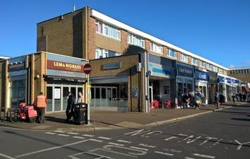 Thumbnail Retail premises to let in 1 Churchill Parade, The Street, Littlehampton, West Sussex