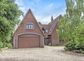 Thumbnail 5 bed detached house for sale in Holm Oak Green, Cardington, Bedford