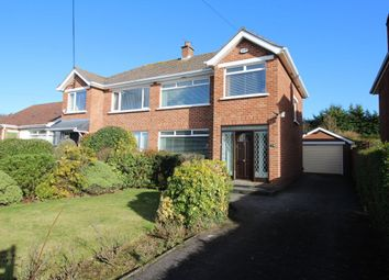 Thumbnail 3 bed semi-detached house for sale in Ballymaconnell Road South, Bangor