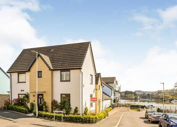 Thumbnail 3 bed link-detached house for sale in Causeway View, Plymouth