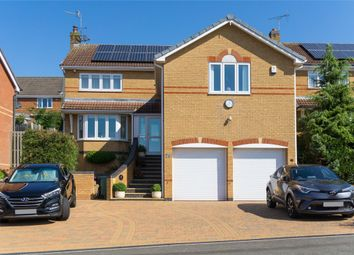 Thumbnail 4 bed detached house for sale in Slayley View Road, Barlborough, Chesterfield