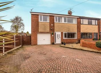 Thumbnail 3 bedroom semi-detached house for sale in Highfield Grove, Lostock Hall, Preston, Lancashire