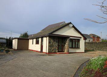 Thumbnail 2 bed detached bungalow for sale in Maes Yr Ysgol, Peniel, Carmarthen, Carmarthenshire