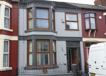 Thumbnail 3 bed terraced house to rent in Pensarn Road, Old Swan, Liverpool