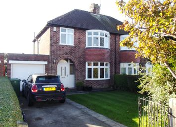 Thumbnail 3 Bed Semi Detached House To Rent In Heslington Lane Fulford York
