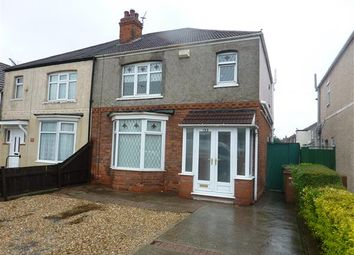 Thumbnail 3 bed semi-detached house to rent in Carr Lane, Grimsby