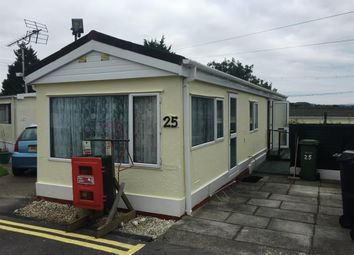 Thumbnail 2 bed mobile/park home to rent in Winchester Road, Fair Oak, Eastleigh