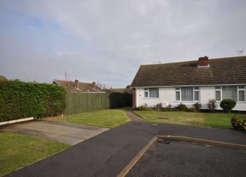 Thumbnail 2 bed semi-detached bungalow for sale in Woodside, Walton-On-The-Naze