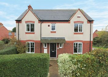 Thumbnail 4 bed detached house for sale in Home Leys Way, Wymeswold, Loughborough