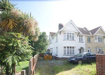 Thumbnail 4 bed semi-detached house for sale in Shorton Valley Road, Preston, Paignton