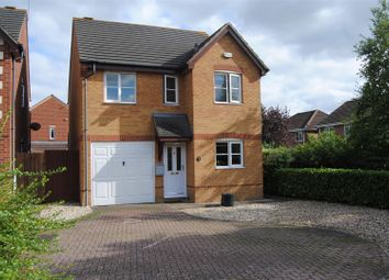 Thumbnail 3 bed detached house for sale in Cagney Drive, Abbey Meads, Swindon