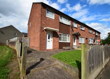 Thumbnail 3 bed end terrace house for sale in Meadow Close, Madeley, Telford