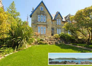 Thumbnail 8 bed semi-detached house for sale in Albert Lane, Oban
