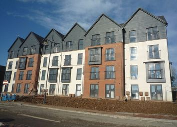 Thumbnail 2 bedroom flat to rent in Cei Tir Y Castell, Barry