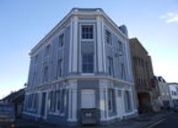 Thumbnail 1 bed flat to rent in Fore Street, Devonport, Plymouth