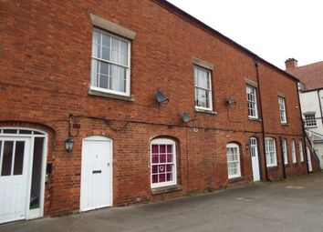 Thumbnail 2 bed flat to rent in Apt 7 Hedley House, 17 High Street, Uttoxeter