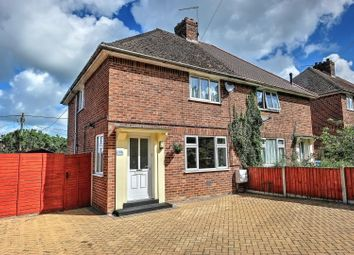 Thumbnail 3 bed semi-detached house for sale in Hillside Road West, Bungay