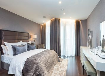 Thumbnail 3 bed flat for sale in Ponton Road, London