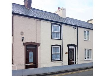 Thumbnail 2 bed terraced house for sale in Church Street, Glan Conway