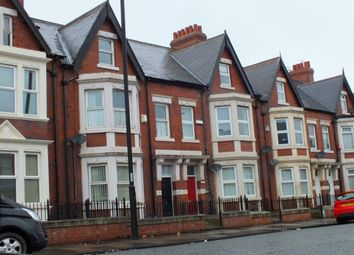 Thumbnail 8 bed terraced house for sale in Wingrove Road, Fenham, Newcastle Upon Tyne