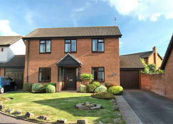 Thumbnail 4 bed detached house for sale in Nightingale Close, Thornbury, Bristol