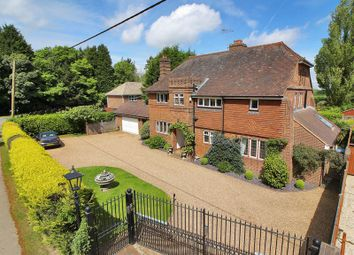 Thumbnail 4 bed detached house for sale in Rusper Road, Ifield, Crawley, West Sussex