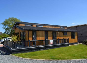 Thumbnail 2 bedroom detached bungalow for sale in Cliffe Country Lodges, Cliffe, Cliffe Common