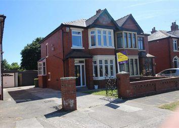 Thumbnail 3 bedroom semi-detached house for sale in Glenluce Drive, Preston