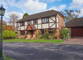 Thumbnail 5 bed detached house for sale in Birchcroft Close, Chaldon, Caterham